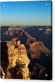 Grand Canyon Sunrise Two Acrylic Print by Joshua House