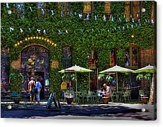 Grand Central Arcade - Seattle Acrylic Print by David Patterson