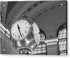Acrylic Print featuring the photograph Grand Central by John King