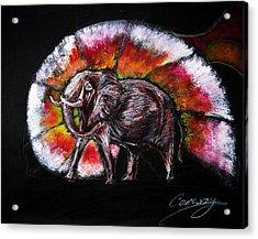 Grand Designs For Life On Earth Acrylic Print