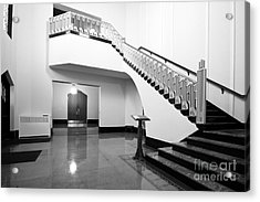 Acrylic Print featuring the photograph Grand Entry by Lawrence Burry