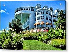 Grand Hotel - Image 002 Acrylic Print