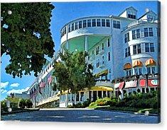 Grand Hotel - Image 003 Acrylic Print