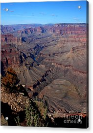 Grand Inspiring Landscape Acrylic Print by Patrick Witz