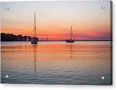 Grand Marais Sunrise Acrylic Print