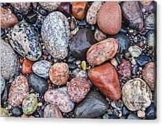 Grand Marais Beach Acrylic Print