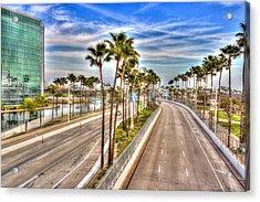 Grand Prix Of Long Beach Acrylic Print
