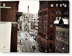 Grand Rapids 10 Acrylic Print