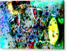 Grand Slam Acrylic Print