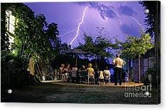 Grand Theatre Of Nature Acrylic Print