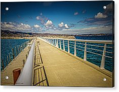 Grand Traverse Bay Acrylic Print