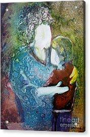Grandma's Love Acrylic Print