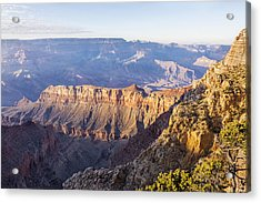 Grandview Sunset 2 - Grand Canyon National Park - Arizona Acrylic Print by Brian Harig