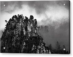 Granite Bluff  Mg2420 Acrylic Print