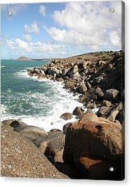 Granite Island Acrylic Print