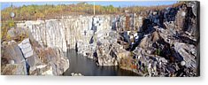 Granite Quarry, Barre, Vermont Acrylic Print