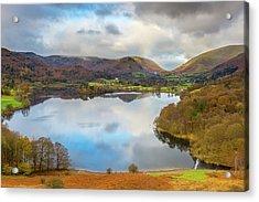 Grasmere, Lake District National Park Acrylic Print by Chris Hepburn