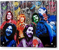 Grateful Dead  Acrylic Print