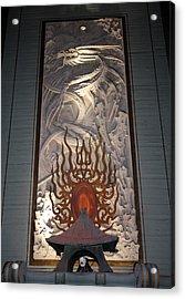 Grauman's Artwork Acrylic Print