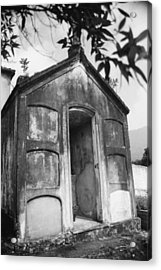 Acrylic Print featuring the photograph Grave by Amarildo Correa