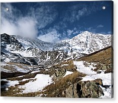 Grays And Torreys Peaks Acrylic Print