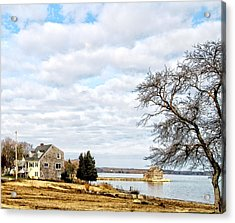 Grays Beach  Acrylic Print