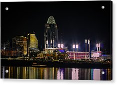 Great American Ball Park Acrylic Print