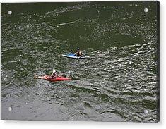 Great Falls Park - 121224 Acrylic Print