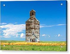 Great Plains Sentinel Acrylic Print