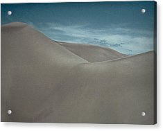 Acrylic Print featuring the photograph Great Sand Dunes by Don Schwartz