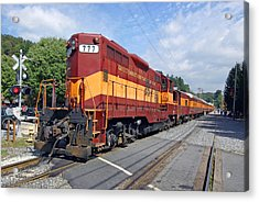 Great Smoky Mountains Railroad 1 Acrylic Print