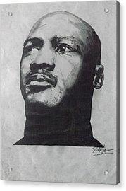 Greatest Acrylic Print by Joshua Robinson