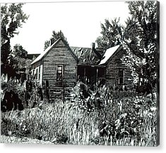 Greatgrandmother's House Acrylic Print