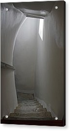 Greece, Amorgos Hallway Of The Eleventh Acrylic Print by Jaynes Gallery