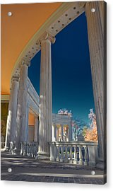 Greek Theatre 3 Acrylic Print by Angelina Vick
