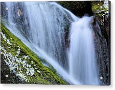Green Diamonds  Acrylic Print by JC Findley