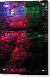 Green-eyed Monster Acrylic Print by Guy Ricketts