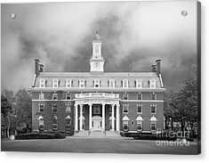Green Mountain College Ames Hall Acrylic Print by University Icons