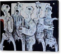 Grego No.2 Acrylic Print by Mark M  Mellon