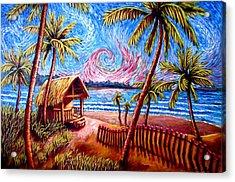 Grenada Acrylic Print