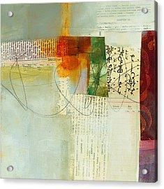 Grid 6 Acrylic Print by Jane Davies
