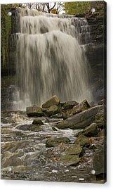 Grindstone Falls Acrylic Print