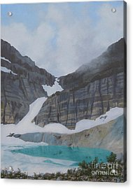 Grinnell Glacier Acrylic Print