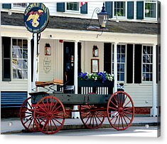 Griswold Inn And Tavern Acrylic Print