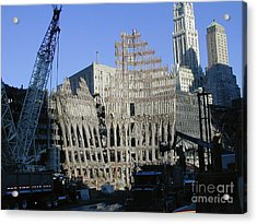 Ground Zero-2 Acrylic Print
