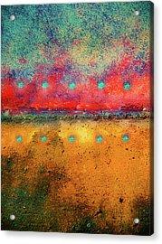 Grounded Acrylic Print by Tara Turner