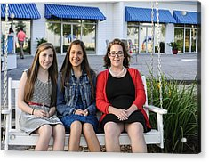 Group01 Acrylic Print by Shelby Crawford