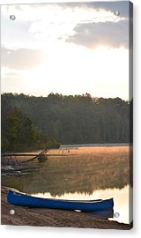 Grousehaven Lake - Rifle River State Park Acrylic Print by Jennifer  King