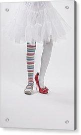 Growing Up Acrylic Print by Joana Kruse