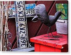 Gruene Texas Acrylic Print